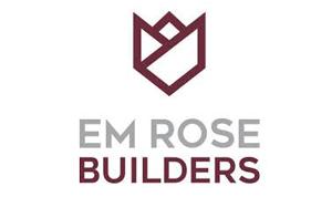 Logo: EM Rose Builders Inc.