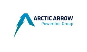 Logo: Arctic Arrow Powerline Group