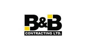 Logo: B&B Contracting Ltd.