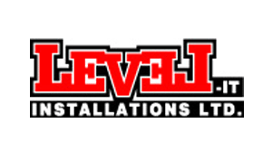 Logo: Level-it Installations Ltd.