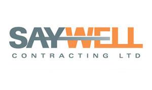 Logo: Saywell Contracting Ltd